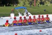Romania a revenit superb in elita canotajului! Doua medalii de aur la Mondialele de la Sarasota, in Statele Unite!