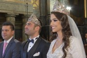 """Nunta anului: Adi Mutu si Sandra Bachici! Cati bani a castigat """"Briliantul"""" fotbalului romanesc la a treia nunta!"""