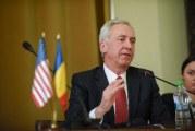 Ambasadorul Hans Klemm a vorbit despre investitiile americane din Mehedinti si traficul scazut de pe Dunare