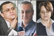 Fostii sefi ai Complexului Energetic Oltenia au primit cate 3 ani de inchisoare cu suspendare