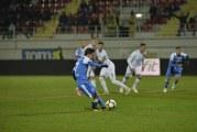 CSU Craiova obtine doar un egal cu Astra: 2-2! Giurgiuvenii au egalat, pe final, desi jucau doar in 10 oameni!