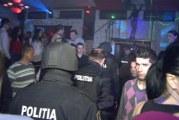 Cluburile de noapte din Targu Jiu, controlate de mascati! Ce au descoperit trupele SAS Gorj