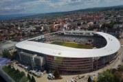 Stadionul din Targu Jiu va fi incalzit pe timpul iernii, desi nu este terminat! Cum explica Primaria aceasta decizie!