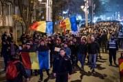 Peste 1000 de protestatari la Craiova si ….. 5 la Slatina
