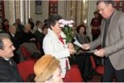 Cum se masoara fidelitatea: 600 lei pentru 50 de ani de căsnicie! Ceremonie speciala la Primaria Ramnicu Valcea!