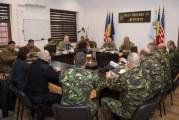 Baza NATO de la Deveselu are un nou comandant american! Partea romana este condusa de comandorul Bratulescu!