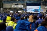 Muncitorii de la Ford Craiova au intrat in greva! Conducerea ii amenintase pe muncitori in privinta salariilor, iar sindicatul cedase!!