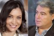 Casatorie de 5 stele la Ramnicu Valcea: actrita Daniela Nane si istoricul Adrian Cioroianu, cununati de arhiepiscopul de Ramnic