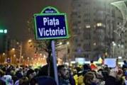 Protestatarii au invins-o pe Firea! Primarul general al Capitalei a renuntat la Targul de Craciun din Piata Victoriei!