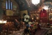 Sicriul Regelui Mihai, parasit de familie in biserica din Lausanne! Relatare trista a unei situatii incredibile!