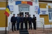 Jandarmii si americanii! Militarii americani de la Baza Militara Deveselu, in vizita la Jandarmeria Olt!