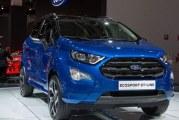 Ford, cu motoarele turate la maximum la Craiova! Vezi cate masini EcoSport produce zilnic colosul auto american!