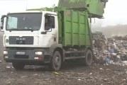 Focar de infecţie la marginea Calafatului, la doar cateva sute de metri de casele oamenilor! Groapa de gunoi a fost improvizată chiar de către primărie!