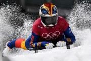 Vâlceanca Maria Mazilu a dus Lupul dacic pe pârtia olimpică de la PyeongChang şi a bifat un nou record personal la Jocurile Olimpice de Iarnă!