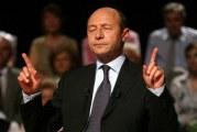 """Băsescu va candida la Primăria Capitalei. Udrea: """"Strângeți-vă găletușele din nisip!"""""""