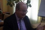 Ambasadorul Marii Britanii la Bucureşti, Paul Brummell, s-a întâlnit cu reprezentanții administrației publice din Drobeta-Turnu Severin.
