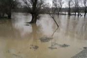Codul galben de inundații s-a prelungit în Olt! Două localități, amenințate de ape!