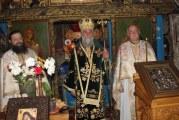 Mitropolitul Olteniei a slujit la Mănăstirea Crasna din județul Gorj in Duminica a 4-din Postul Mare!