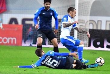 """CSU Craiova a facut un meci nerecomandat cardiacilor cu Viitorul lui Hagi! Penaltyul care spune """"adio"""" titlului!"""