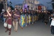 Alta parada dupa cea de la Simfonia Lalelelor! Daci, romani si gladiatori pe strazile Severinului cu ocazia Zilelelor Orasului!
