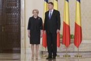 """Președintele Klaus Iohannis a solicitat public DEMISIA premierului Viorica Dăncilă: """"Nu face faţă funcţiei de prim-ministru!"""""""