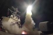 Statele Unite, Marea Britanie si Franta au atacat obiective din Siria dupa atacul chimic de la Douma! Rusia ameninta cu un raspuns dur!