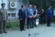 La Râmnicu Vâlcea s-a marcat unul din momentele marcante ale istoriei României, tinand cont de tripla semnificație a zilei de 9 mai: Ziua Europei, Ziua Independenței și Ziua Victoriei Coaliției Antifasciste!