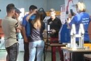 Caravana Meseriilor a ajuns la Slatina. Se cauta tineri dornici sa invete o meserie pentru cele trei clase de invatamant profesional dual sustinute de Alro, Prysmian, Beckaert și Pirelli!