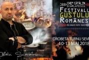 Caravana Festivalului Gustului Romanesc poposeste la Drobeta Turnu Severin intre 10 si 15 mai!