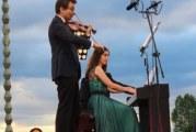 Eveniment muzical unic, in orasul lui Brancusi! Concert special cu o vioara Stradivarius, pian si cor la Coloana Infinitului!