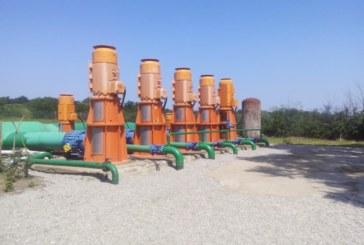 Olt: ANIF a pornit sistemul de irigaţii Bucşani-Cioroiu!