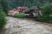 Judetul Valcea sub cod portocaliu de inundaţii. Prefectura convoacă Grupul de Suport Tehnic pentru Situaţii de Urgenţă!