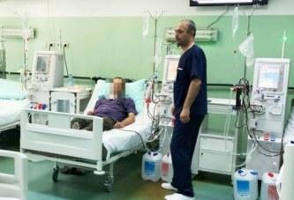 Condiţii de cazare moderne şi confortabile la Centrul de Hemodializă din  Spitalul Judeţean de Urgenţă Slatina