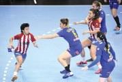 Handbalista Bianca Berbece, golghetera României în meciul cu Paraguay de la mondialele U20