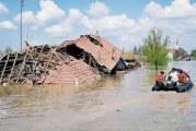 Gorj: Ajutor de urgență pentru unităţile administrativ-teritoriale afectate de calamităţil