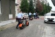Opt mehedinţeni care conduceau vehicule electrice, cercetaţi penal!