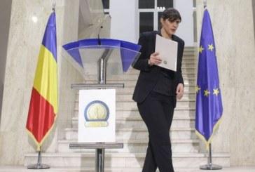 """Final de poveste! Iohannis a revocat-o pe Kovesi din functia de procuror sef al DNA! Reactia lui Kovesi pentru romani: """"Nu abandonati! Coruptia poate fi invinsa!"""""""