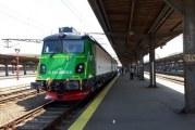 Locomotivele electrice româneşti  exportate în Suedia, trag trenuri de 3.200 de tone şi funcţionează la -40 de grade Celsius  !