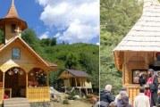 Mănăstiri clandestine lângă Parcul Naţional Buila-Vânturariţa.