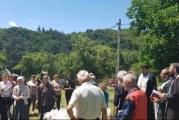 Ceremonie emotionanta in Mehedinti: comemorarea eroilor care au luptat impotriva comunismului ca partizani!