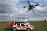 Salvamontiştii s-au dotat cu drone pentru căutare aeriană şi transportul echipamentelor
