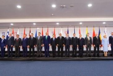 """A şaptea ediţie a Summit-ului şefilor de guvern ai statelor ce sunt parte la formatul de cooperare R.P. Chineză – Europa Centrală şi de Est (""""16+1"""")"""