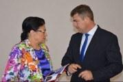 Aladin Georgescu o ataca pe Ecaterina Andronescu pentru scrisoarea deschisa trimisa lui Liviu Dragnea! Fostul ministru l-a ajutat pe seful PSD din Mehedinti in multe campanii electorale!