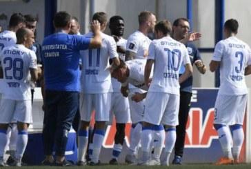 Mitrita aduce prima victorie a Universitatii Craiova in noul sezon: 3-1 cu Dunarea Calarasi, in deplasare! Mangia cere noi transferuri!