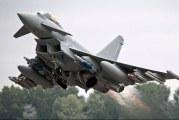 Șase bombardiere rusești, interceptate în Marea Neagră de avioane britanice Eurofighter decolate de la Mihail Kogălniceanu