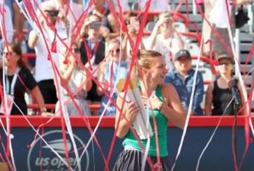 Simona Halep a castigat si Rogers Cup de la Montreal! Mesaj surpinzator la adresa fanilor romani din tribune!