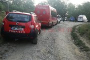 Un copil de 2 ani a dispărut de acasă, în comuna Sopot. Micuța a fost găsită într-un șanț după mai bine de opt ore