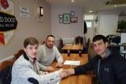 Presedinte la 16 ani! Un oltean este presedinte de club in Marea Britanie! Mihai Alexandru Radoi conduce un club din Liga a 13-a dintr-un total de 24 de ligi!