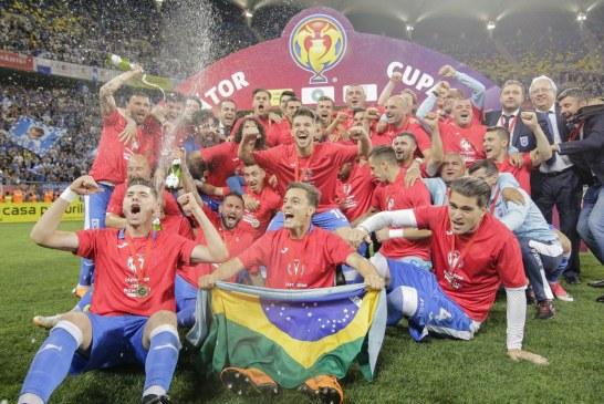 Echipele din Oltenia si-au aflat adversarii din Cupa Romaniei! Vezi cu cine, unde si cand vor juca Universitatea Craiova si cealalta formatie din regiune!