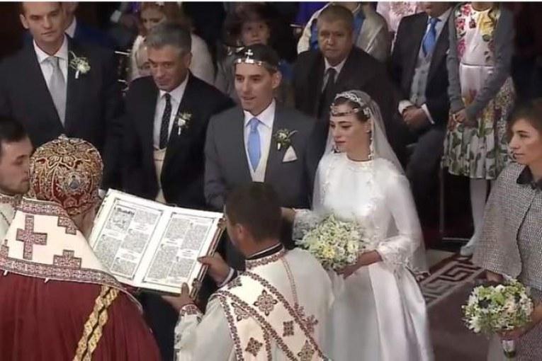 Nunta Ca N Povesti La Sinaia Printul Nicolae S A Casatorit Cu Alina